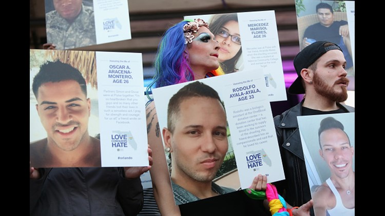 Remembering the victims of the Pulse tragedy