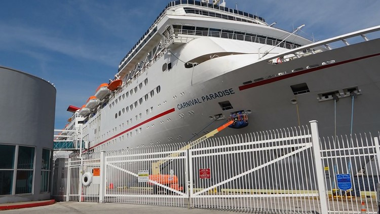 CDC provides instructions for test cruises with passengers