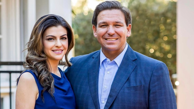 Florida First Lady Casey DeSantis diagnosed with breast cancer