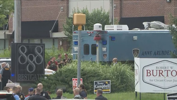 Capital Gazette building where shooting occurred is 'typical office,' no front desk