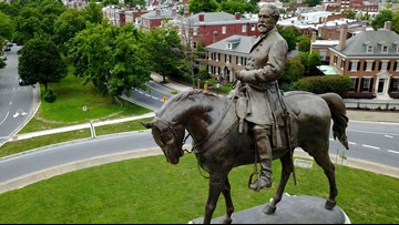 Virginia Gov. to announce removal of Lee statue in Richmond