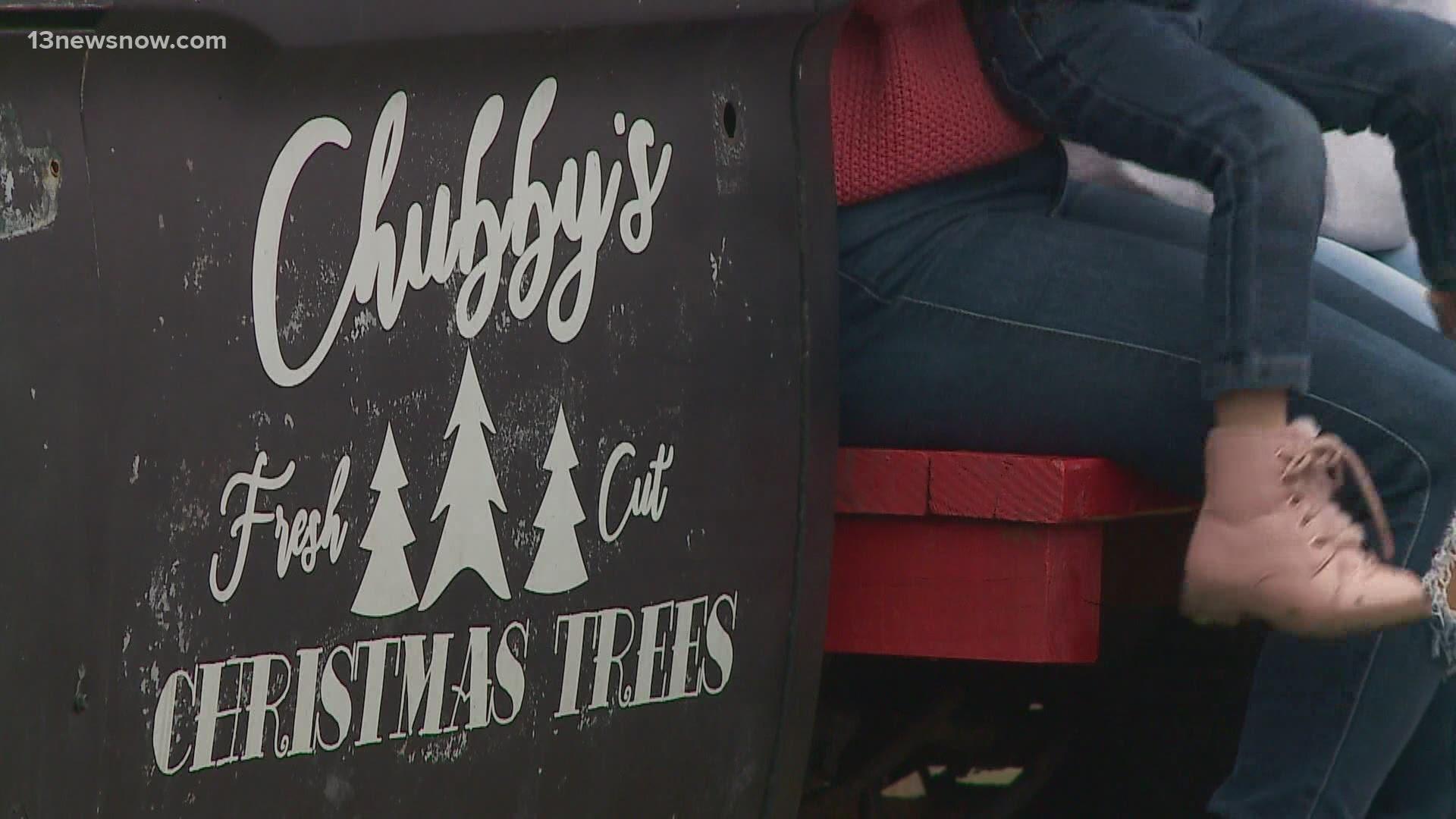 Christmas tree farms see a busy Black Friday | newscentermaine.com