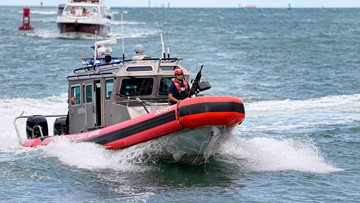 More than 42,000 active duty Coast Guard members brace for missed paychecks