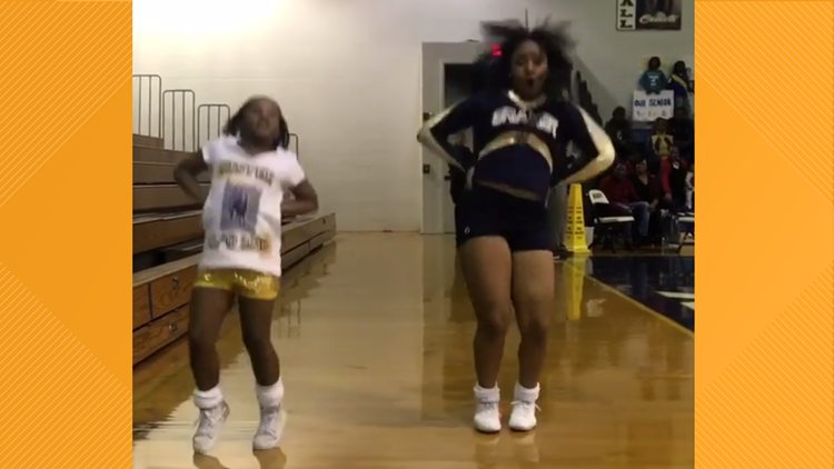 Millions online fall in love with cheer sisters from Norfolk