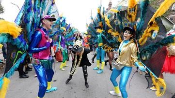 Thousands flood New Orleans to celebrate Mardi Gras 2020