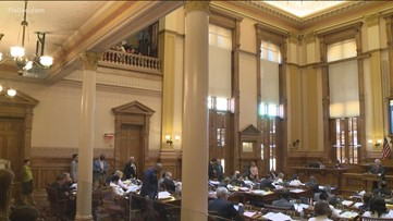 Georgia House passes 'heartbeat bill'