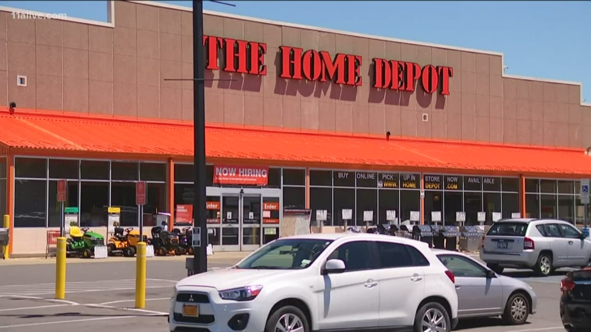 Home Depot Cuts Sales Expectations Blaming Tariffs And Lumber Prices Newscentermaine Com