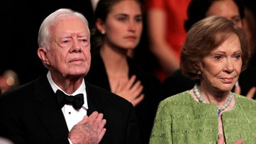 Former President Jimmy Carter released from hospital