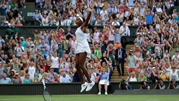 15-year-old Coco Gauff's magical Wimbledon run continues in stunning fashion