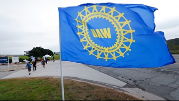 AP source: UAW rejects GM offer over pay, temporary workers